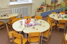 Детская комната  для детей, которые не ходят в детсад