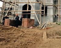Жертвы на  стройке в Чигирях