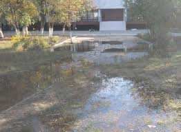 Захват белогорского водоканала