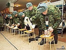 Армия пополнилась амурскими призывниками