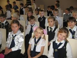 Детский праздник в честь юбилея школы
