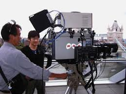 В Благовещенске проходят съемки передачи для японского телевидения