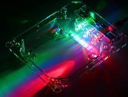 Представлены светодиоды с рекордно высоким световым потоком