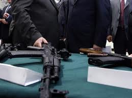 Зарегистрировано ООО, продающее оружие, выпущенное в 30-40-х годах прошлого века