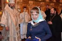 Жёны священнослужителей Благовещенской епархии были награждены медалями