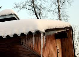 Штрафы за неубранный с крыш домов снег