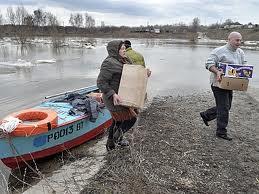 В области готовят моторные лодки к весеннему паводку