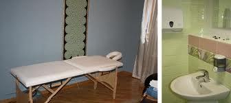 В спорткомплексе «Белогорье» установят переносной массажный стол