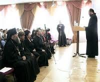 Дискуссия Благовещенской епархии с журналистами