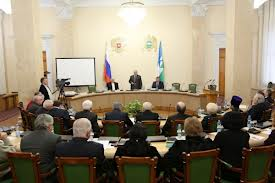 Новый состав Общественной палаты третьего созыва Амурской области