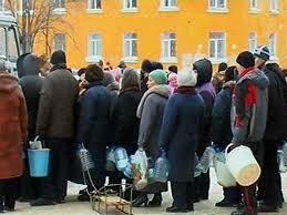 Жители Возжаевки остались без питьевой воды