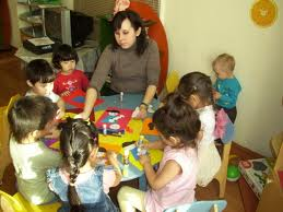 Группа кратковременного пребывания детей в бамовском посёлке Беленький