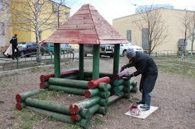 Технопарк для детей в посёлке аэропорта