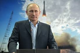 Владимир Путин  посетил  Амурскую область