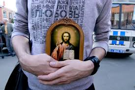 Опрос о принятии закона о введении наказания за оскорбление чувств верующих