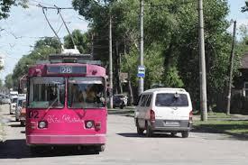 Перенос троллейбусного маршрута «2В» в Благовещенске