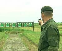 Соревнования стрелков Восточного военного округа во Владивостоке