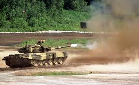 Новости от Амурских танкистов