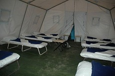 В Райчихинске организован мобильный госпиталь