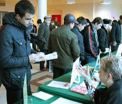 Уровень молодёжной безработицы в ЕС замер