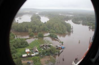 Некоторые жители Ивановки не хотят покидать село