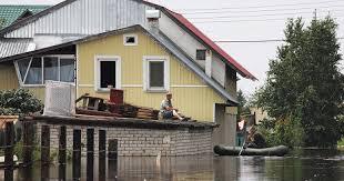 Автономная газификация Владимировки после подтопления