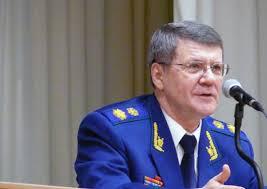 Генпрокурор России Юрий Чайка находится с рабочим визитом в Благовещенске