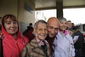 Гоша Куценко прибыл с рабочим визитом в Амурскую область
