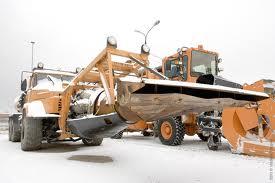 На месторождение Кашаган подтягивается снегоуборочная техника в связи с ранним похолоданием