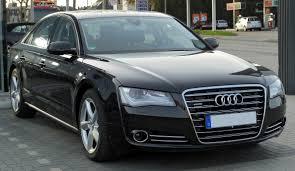 Лучший седан класса «люкс» — Audi A8