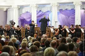 На церемонии открытия  сезона в областной филармонии присутствовали гости из Германии