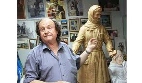 Завтра состоится открытие скульптурной композиции «Снегурочка»