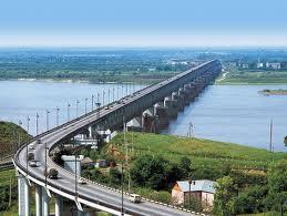 Строительство международного моста через Амур не поддерживается на самом верху