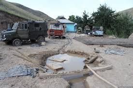 Жители Касаткино вынуждены вернуться в сырые дома
