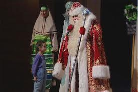По районам области  проедет Амурский Дед Мороз