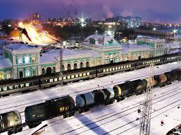 Оценка качества обслуживания на ЖД вокзалах