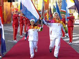 Опрос на тему Олимпиады