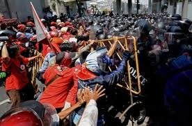 Влияние забастовок в Таиланде на состояние экономики