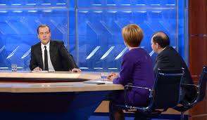 Дмитрий Медведев подвел итоги этого года