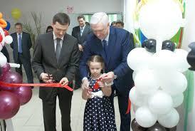 Открытие нового ДДУ в Амурской области