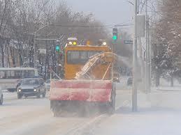 Благовещенцы недовольны работой дорожных служб после снегопада