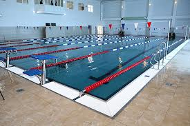 В Белогорск завезено оборудования для бассейнов