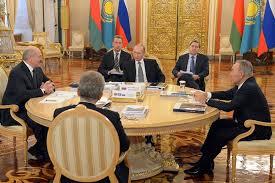 Заседание Евразийского экономического союза
