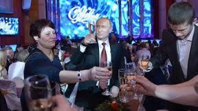 Новогодняя речь президента была записана в Хабаровске
