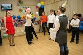 Новогодние утренники для воспитанников детдомов и интернатов Приамурья