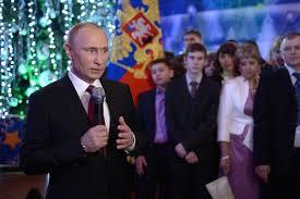 Путин провел в Хабаровске встречу Нового года