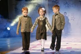 В благовещенском ОКЦ прошел детский фестиваль моды