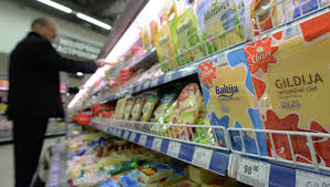 В Россию могут вернуться молочные продукты из Литвы