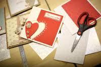 Благовещенцы делали открытки ко Дню святого Валентина