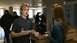 Евгений Плющенко провел пресс-конференцию